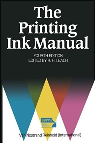 Book The Printing Ink Manual by Robert Leach (2012-04-09)