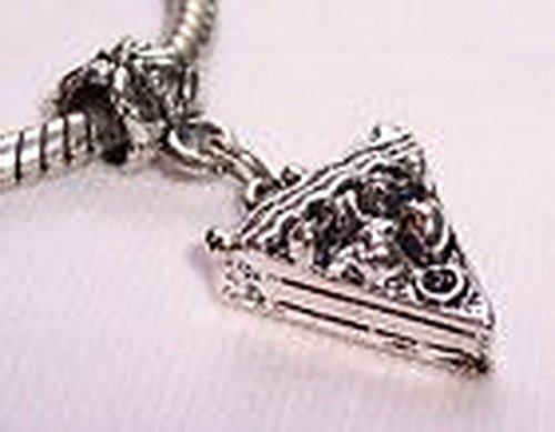 beads-hut-pizza-slice-food-pie-cake-kitchen-dangle-bead-for-silver-european-charm-bracelet