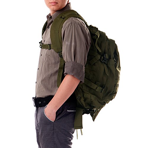 Amazon.com : HDE Military Tactical Backpack Rucksack 30L Army ...