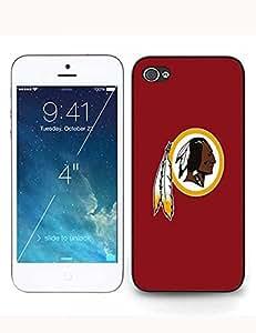 Lmf DIY phone caseFor Teen Girls , iphone 5/5s Skin Case - Washington Redskins NFL LogoLmf DIY phone case
