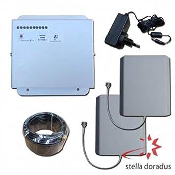 Amplificador Repetidor de señal móvil 1800 mhz Wind y LTE mq1000 con LED