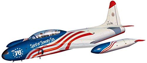 "Platz USAF T-33 U.S. Bicentennial 1976 ""Spirit of Seventy-Six"" Model Kit (1/72 Scale)"