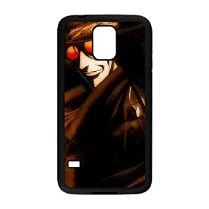 Hellsing Samsung Galaxy S5 Cell Phone Case Black Customized Gift pxr006_5242033