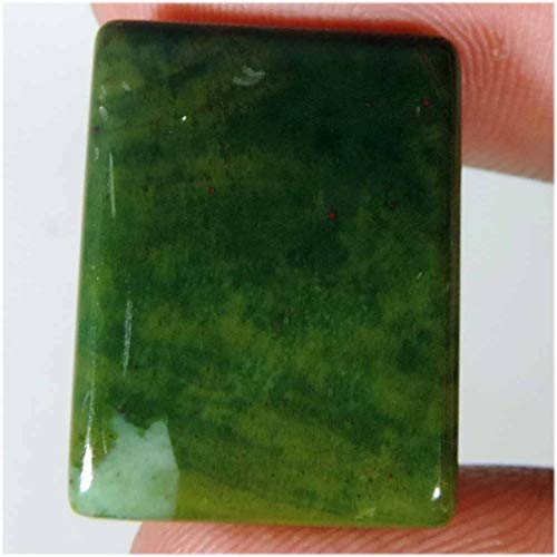 28.10Cts.Natural Impressive Bloodstone Cushion CAB UNTREATED Loose Gemstones