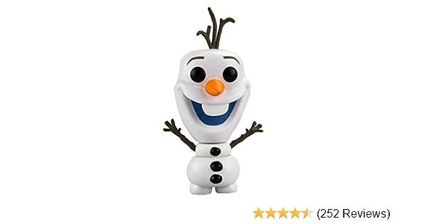 9efbbcb552880 Amazon.com  Funko POP Disney  Frozen Olaf Action Figure  Funko Pop Disney   Toys   Games