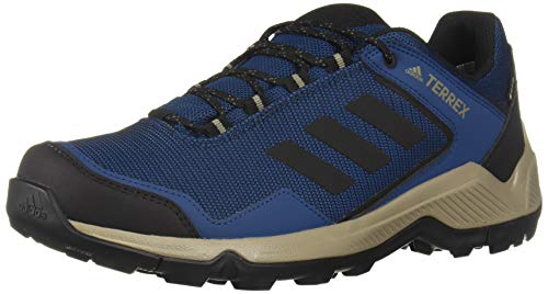 - adidas outdoor Men's Terrex EASTRAIL GTX Hiking Boot, Legend Marine/Black/Trace Cargo, 11 D US