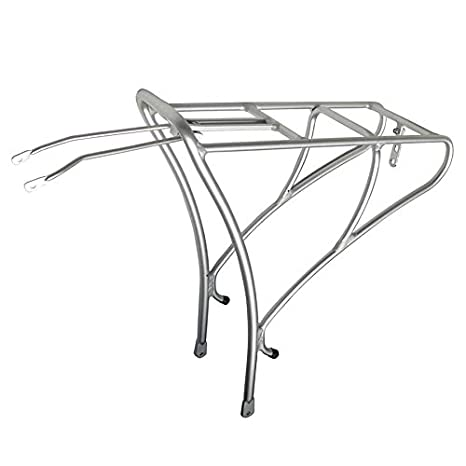 Amazon.com : Soma Fabrications Deco Rear Mounted Bicycle Rack (Matte ...