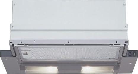 Siemens li flachschirmhaube cm silbermetallic