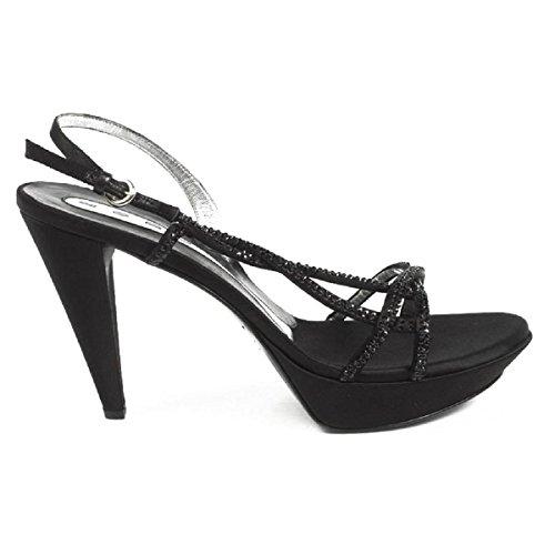 Rodo ladies sandal S7600 821 900 Black sCl4wUuHE