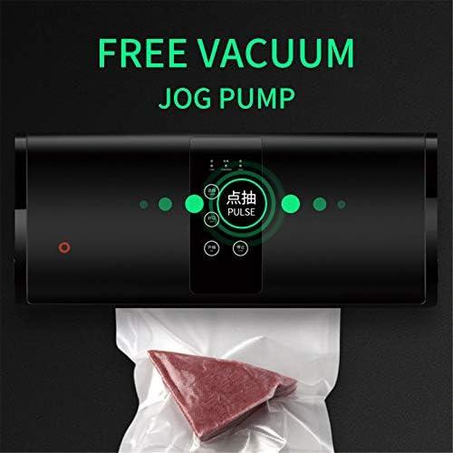 SXPC Scellant Automatique à air sous Vide, Machine à emballer Les Aliments avec 10 Sacs gratuits emballeur sous Vide Portable pour la Cuisine
