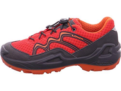 Randonnée Pour Basses Rouge Chaussures Lowa De 3022 350152 Femme 4P7qxwvR