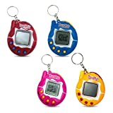 KOBWA Tamagachi Virtual Pet, 90s Nostalgic Cute Original Electronic Game Machine, Kids Toys