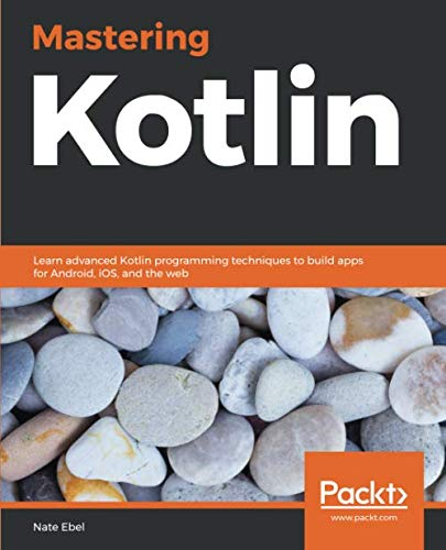 Mastering Kotlin Front Cover