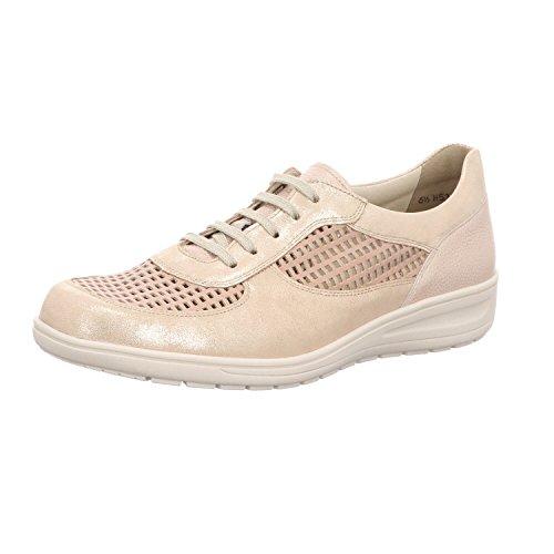 de Mujer Solidus Heaven Zapatos Para skin oro panna Cordones fEwfH6zq