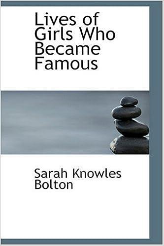 Sarah Knowles Bolton