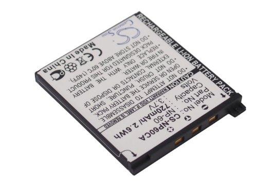 Cameron Sino Rechargeble Battery for Casio Exilim EX - z29   B01B5JIE84