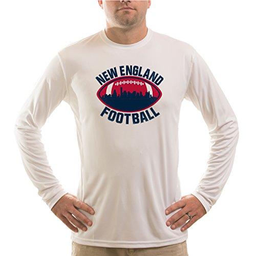 My City - New England Football UPF Performance T-shirt X-Large