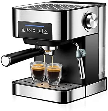 ZTTTD Café Express de la máquina Semi automática Expresso Fabricante de café en Polvo Cafetera exprés: Amazon.es: Hogar