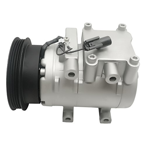 Hyundai Tiburon A/c Compressor (RYC Remanufactured AC Compressor and A/C Clutch GG347)