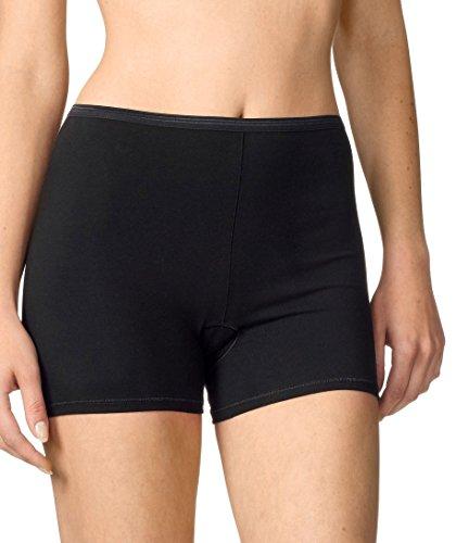 Calida Comfort Stretch Cotton Short Leg Panties (25024) XL/Black