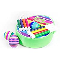 The Original EggMazing Easter Egg Decorator Kit -...