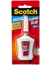 Scotch AD124 Super Glue Liquid Precision Applicator