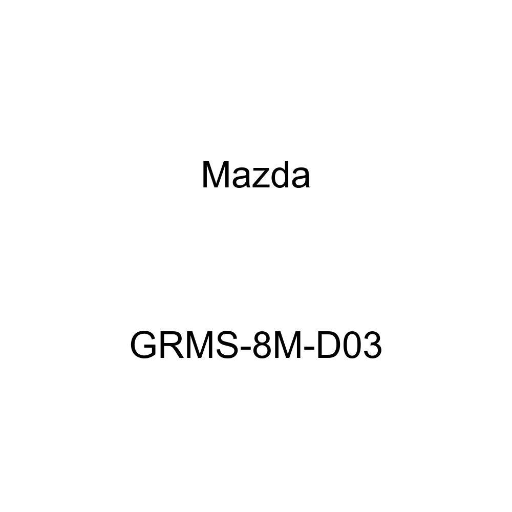 Genuine Mazda Parts GRMS-8M-D03 Sway Bar Kit