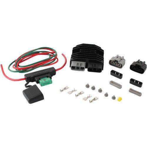 DB Electrical AHA6300 Universal ATV UTV Motorcycle Regulator Rectifier Upgrade Kit