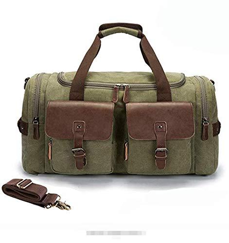 MEWAY Canvas Travel Duffel Bag – DiZiSports Store