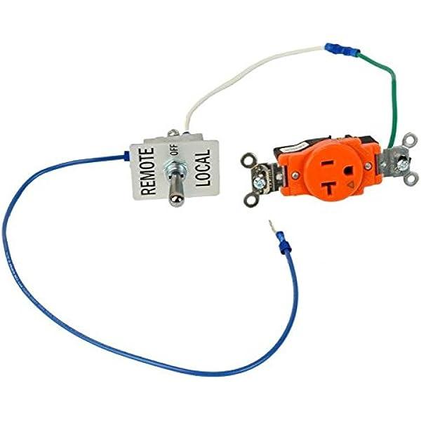 Amazon.com: Remote Receptacle Kit for Lincoln SA-200: Home ImprovementAmazon.com