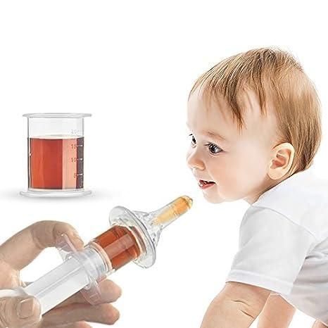 Jeda 20 ml chupete dispensador de medicina, bebé, tipo pezón ...