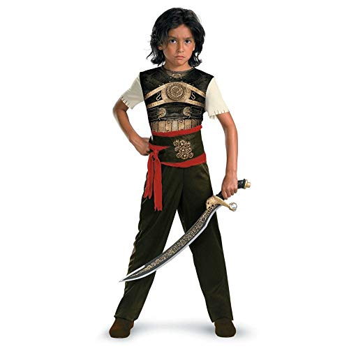 (Prince of Persia Dastan Child Costume -)