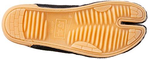 mannen marugo 12 Ninja Clips Importe Jikatabi Noir Japon Chaussures Du De qwHTPHf