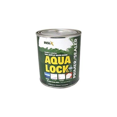 INSL-X PRODUCTS CORP AQ 0400 Quart Aqua-Lock Plus Primer
