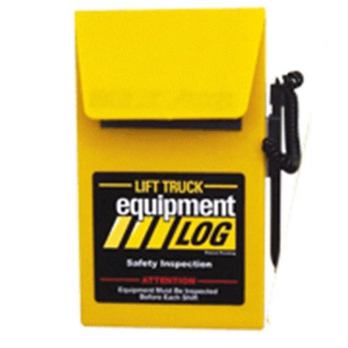IRONguard 70-1062 Lift Truck Log for Electric Counterbalance