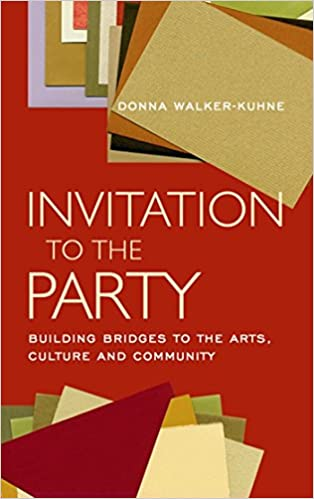 invitation to the party building bridges to the arts culture and