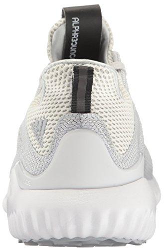 Adidas Prestanda Mens Alphabounce M Löparskor Kristall Vit / Klar / Grå / Ljus Onix