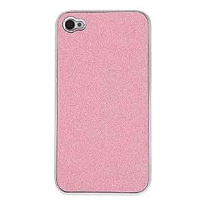 HP DF Glitter Bling Shining Hard Back Case for iPhone 4/4S , Purple