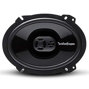 "Rockford Fosgate P1683 Punch 6""x8"" 3-Way Full Range Speaker (Pair)"