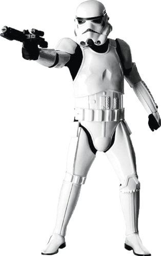 (Stormtrooper Supreme Men's Costume (XL))
