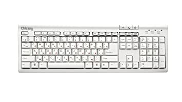 CHICONY Keyboard KU-9943 64 BIT
