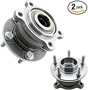 For Ford Escape Lincoln MKC Rear or Front Wheel Bearing /& Hub Assembly MOOG