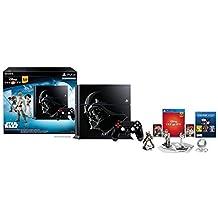 PlayStation 4 Limited Edition Disney Infinity 3.0: STAR WARS 500GB Vader Bundle [PlayStation 4]