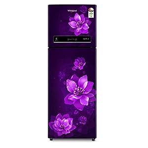 Whirlpool 265 L 2 Star Frost-Free Double Door Refrigerator (IF CNV 278 PURPLE MULIA 2S, Purple Mulia)