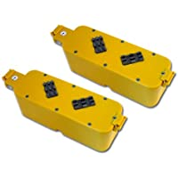 Battery for iRobot Roomba Discovery 400410 418 4000 4296 4270 APS 4905 - 2 Pack - Mighty Max Battery brand product