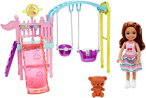 Barbie Club Chelsea Doll & Playset, used for sale  Delivered anywhere in USA