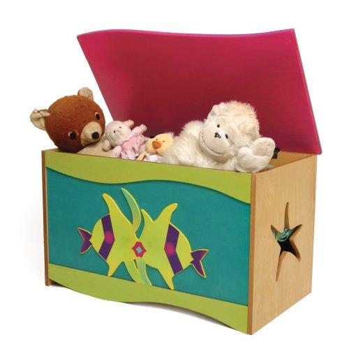 Room Magic Toy Box, Tropical Seas by Room Magic