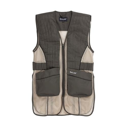 Allen Ace Shooting Vest with Moveable Shoulder Pad