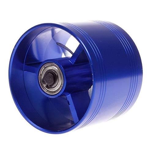 Z‿Ventilateur Unique entr/ée dair Superchargeur de Carburant /économiseur de gaz Turbo YSHtanj☛ Moteurs et Composants de Voiture Turbo F1