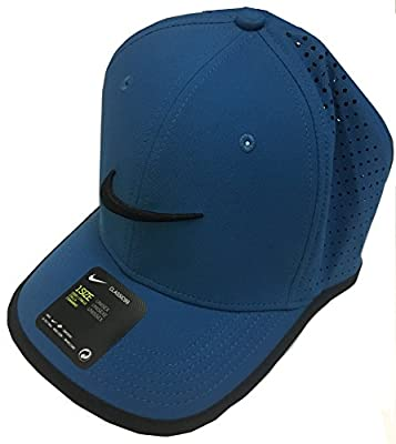 Nike Men's Train Vapor Classic 99 Adjustable Hat Blue